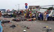 Tai nạn giao thông 6 tháng đầu năm 2019 giảm mạnh, tình trạng ùn tắc tăng 17,4%