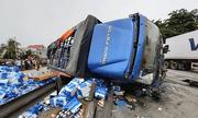 Hải Dương: Trong phạm vi 2 km liên tiếp xảy ra 3 vụ tai nạn, 7 người tử vong
