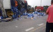 Vụ tai nạn 5 người chết tại Hải Dương: Nguyên nhân do tài xế giật mình