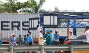 Vụ tai nạn 5 người tử vong tại Hải Dương: Nhân chứng bàng hoàng kể lại phút xe tải lật nghiêng