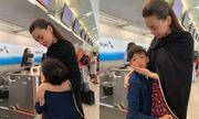 Tin tức giải trí mới nhất ngày 23/7: Hà Hồ tiễn Subeo về nước dự đám cưới Cường Đô la - Đàm Thu Trang
