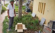 Vụ thi thể bé gái sơ sinh trong thùng carton: Lời kể của người trông coi nghĩa trang khi mở hộp