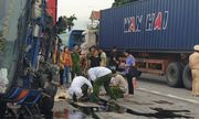 Vụ xe tải đè chết 5 người ở Hải Dương: Tài xế âm tính với ma túy, khai do