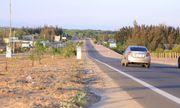 Gom hơn 80 ha đất ven biển ở Bình Thuận, chủ đất khai báo là để làm dự án điện mặt trời