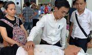 Vụ xe khách tông xe container ở Tuyên Quang: Thầy giáo bàng hoàng kể lại giây phút gặp nạn