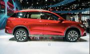 Cận cảnh mẫu SUV Trung Quốc đẹp