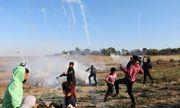 Ít nhất 56 người Palestine thiệt mạng trong cuộc đụng độ với binh sĩ Israel