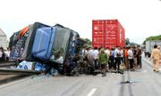 Bắt tạm giam 4 tháng tài xế gây tai nạn làm 5 người chết ở Hải Dương