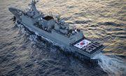 Quân đội Hàn Quốc bắt giữ tàu cá Triều Tiên xâm nhập lãnh hải