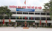 """Hiệu phó trường Đại học thủ đô Hà Nội : """"Đây là vấn đề nguyên tắc, không cung cấp"""""""