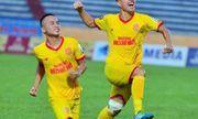 Video: Sỹ Minh ghi siêu phẩm ở vòng 18 V-League