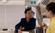 Vụ đại gia bị tố sàm sỡ cô gái trên máy bay Vietnam Airlines: Cảng vụ Hàng không gửi giấy mời hành khách lần 2