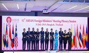 Hội nghị AMM - 52: Hội nghị Bộ trưởng Ngoại giao ASEAN với Trung Quốc