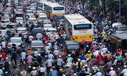 Hà Nội đang nghiên cứu để xác định vùng thu phí phương tiện vào nội đô