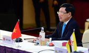 Việt Nam tham dự các Hội nghị đa phương và song phương tại AMM-52