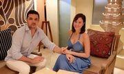 MC Phương Mai bất ngờ đăng ảnh khoe bụng bầu hơn 5 tháng
