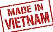 Bộ Công Thương đưa ra tiêu chí dán mác hàng hóa 'made in Vietnam'