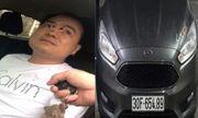 Hà Nội: Cần truy tìm lái xe nghi vấn