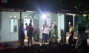 Hiện trường vụ nghịch tử dùng dao sát hại bố và anh vợ tại Quảng Ninh