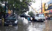 Ngập nặng ở Phú Quốc sau 3 ngày mưa lớn, nhiều nơi bị cô lập