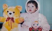 Ảnh thời thơ ấu cực đáng yêu của Hoa hậu Lương Thuỳ Linh khiến dân mạng xuýt xoa
