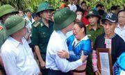 Vinh danh trưởng công an xã hy sinh khi chạy lũ giúp dân