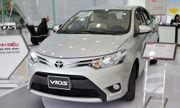 Tháng 8, Toyota Vios giảm giá