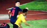 Video: Cầu thủ Thái Lan và Malaysia đánh nhau trong trận chung kết U15 Đông Nam Á 2019
