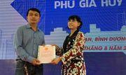 Dự án Phú Hồng Thịnh: Nhiều khách hàng vui mừng vì được trao sổ hồng sớm hơn mong đợi