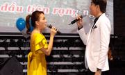 Quốc Trường, Bảo Thanh khoe giọng hát ngọt ngào khi song ca \