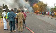 Xe chở xăng phát nổ tại Tanzania, hơn 100 người thương vong