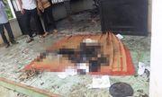 Bắt nghịch tử nghi ngáo đá dùng xăng xe máy thiêu chết mẹ