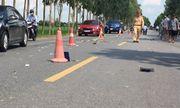 Hải Dương: Người đàn ông đi xe máy tử vong sau va chạm với ô tô du lịch