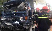 Tin tức tai nạn giao thông mới nhất ngày 12/8/2019: Tông đuôi container đang đứng trên cao tốc, tài xế tử vong trong cabin