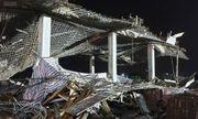 Khởi tố vụ sập giàn giáo công trình khiến 8 người thương vong ở Hải Phòng