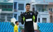 Bất ngờ thủ môn của U22 Việt Nam cao 1,93m hơn Đặng Văn Lâm 5cm