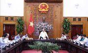 Thủ tướng Nguyễn Xuân Phúc: Ưu tiên nguồn vốn cho các dự án quan trọng cấp bách