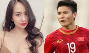 Quang Hải lần đầu đề cập tới tin đồn hẹn hò hotgirl Sài thành Thảo Mi