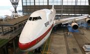 'Air Force One' Nhật Bản: Chuyên cơ chở Hoàng đế và 14 đời Thủ tướng được rao bán