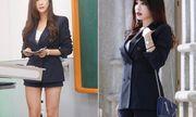 Cận cảnh dung nhan ngày càng trẻ trung nóng bỏng của nữ giảng viên nổi tiếng Hàn Quốc