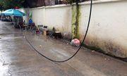 TP HCM: Đang ngồi uống cà phê, người đàn ông bị dây điện rơi trúng người tử vong