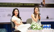 Hai người đẹp Lệ Hằng, Minh Trang đọ sắc, kể về