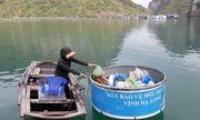 Vịnh Hạ Long nói không với đồ nhựa dùng 1 lần từ 1/9