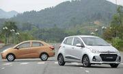 Accent trở lại ngôi vương, dẫn đầu doanh số xe tiêu thụ mạnh nhất trong 7 tháng của Hyundai