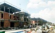 """Hưng Lộc Phát xây """"lụi"""" 110 căn biệt thự, Sở Xây dựng lại chỉ phê bình đội thanh tra"""