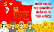 Tự hào truyền thống 74 năm của lực lượng Công an Nhân dân Việt Nam anh hùng
