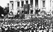 Nhớ những ngày tháng 8/1945 hào hùng qua ảnh tư liệu