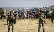 Tin tức Syria mới nóng nhất hôm nay (19/8): Iran tố Mỹ khiêu khích khi lập vùng an toàn ở Đông Bắc