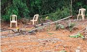 Tháo dỡ cột ăng ten, 2 kỹ thuật viên Đài PTTH huyện Tuyên Hoá rơi xuống đất tử vong