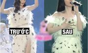 Có bạn trai giàu nhưng Đông Nhi vẫn tái sử dụng váy nhờ sáng tạo